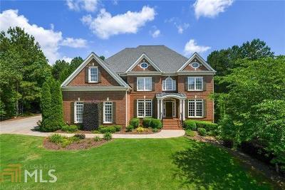 Milton Single Family Home New: 15920 Milton Point