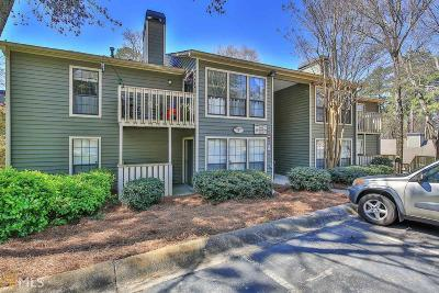 Smyrna Condo/Townhouse Under Contract: 4552 Vinings Central Trce #63