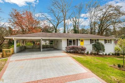 Single Family Home New: 1607 Van Epps Street