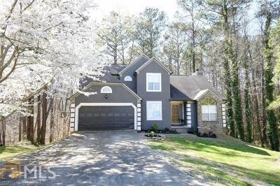 Powder Springs Single Family Home New: 3386 Knighton Ridge