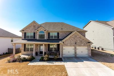 Braselton Single Family Home For Sale: 763 Sienna Valley Dr