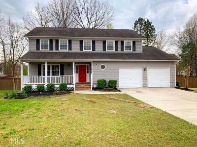 Snellville Single Family Home New: 3052 Meadowsweet Trail #6
