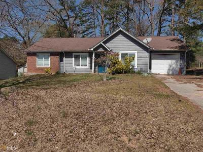 Atlanta Single Family Home New: 1143 Flat Shoals Rd