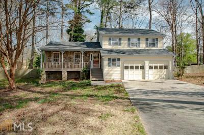 Snellville Single Family Home New: 1862 Epping Forest Court