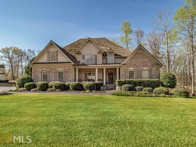 Dawsonville Single Family Home For Sale: 184 Scarlet Oak Ln