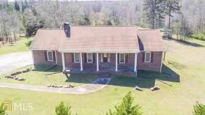 Elbert County, Franklin County, Hart County Single Family Home For Sale: 17447 Highway 106