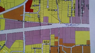 Jonesboro Residential Lots & Land For Sale: 6853 Tara Blvd #TRACK #