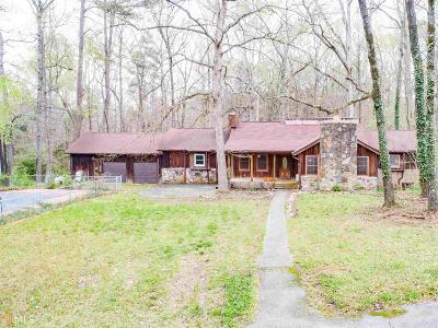 Locust Grove Single Family Home New: 2497 Old Jackson Rd