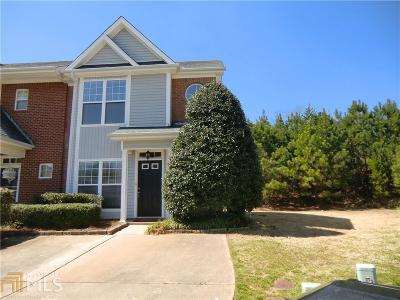 Dawsonville Condo/Townhouse Under Contract: 50 Pearls Way