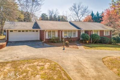 Single Family Home New: 2635 Old Concord Road SE