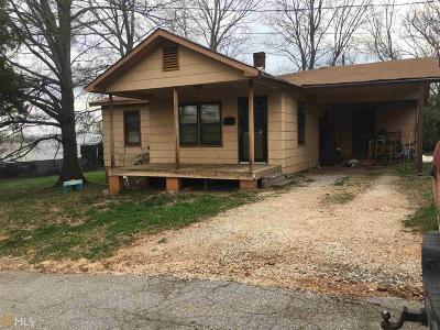 Cornelia Single Family Home Under Contract: 137 Dover St