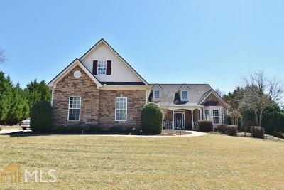 Braselton Single Family Home New: 25 Thornhill Drive