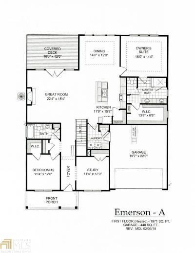 Dallas Single Family Home New: 222 Bellwind Ln