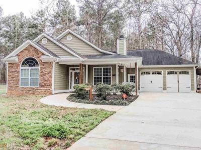 Newnan Single Family Home New: 1652 Boone