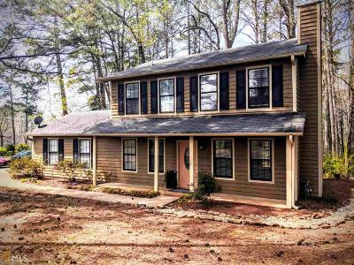 Douglasville Single Family Home New: 3181 Jessica Dr