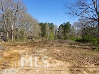 Griffin Residential Lots & Land For Sale: 95 Helen Dr
