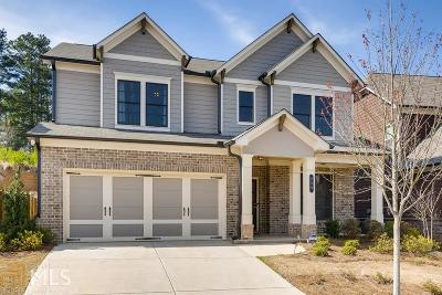 Smyrna Single Family Home New: 299 Still Pine Bend