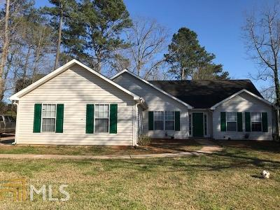 Cumming Single Family Home New: 6170 Hendrix Road
