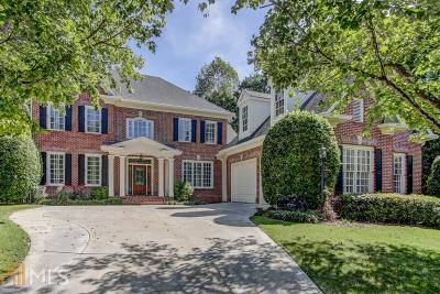 Roswell, Sandy Springs Single Family Home For Sale: 245 High Point Walk