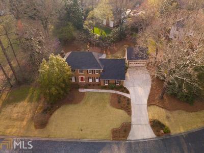 Single Family Home New: 3736 Winters Hill Dr