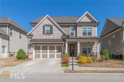 Suwanee, Duluth, Johns Creek Single Family Home For Sale: 11395 Crestview Ter