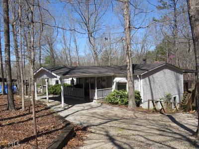 Toccoa Single Family Home Under Contract: 281 Ed Davis Rd