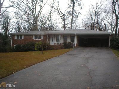 Douglasville Rental For Rent: 5346 Orchard Pl