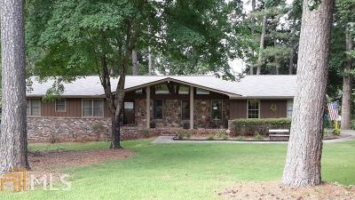 Single Family Home New: 2012 Lake Lucerne Dr
