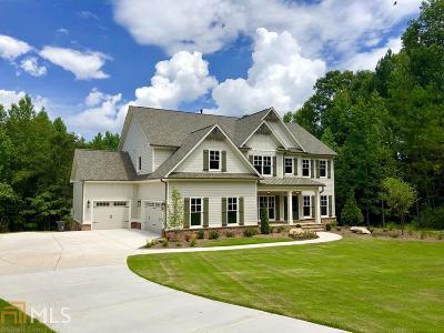 Single Family Home New: 117 Matthews Road