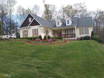 Clarkesville Single Family Home New: 125 Sterling Hills Dr