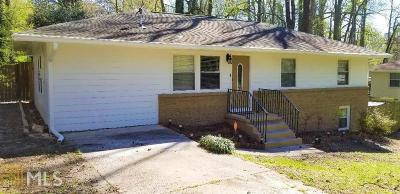 Chamblee Single Family Home For Sale: 1969 4th St