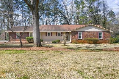 Single Family Home New: 1410 Dallas Cir