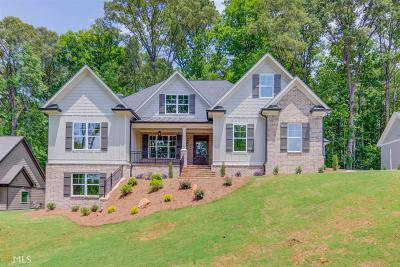 Hoschton Single Family Home For Sale: 380 Meadow Lake Ter