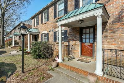 Sandy Springs Single Family Home New: 6700 Roswell Rd #20B
