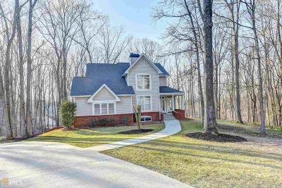 Winder Single Family Home New: 688 Chicken Lyle Rd