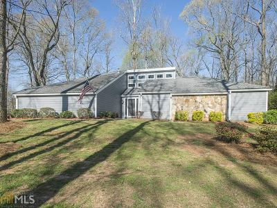 Clayton County Single Family Home New: 8319 Dawn Dr