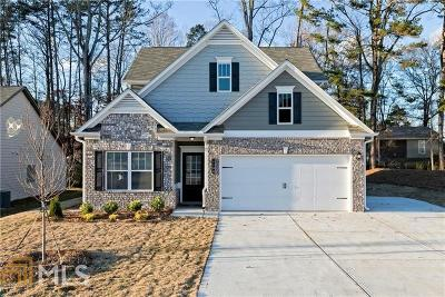 Hoschton Single Family Home For Sale: 304 Eagles Bluff Way