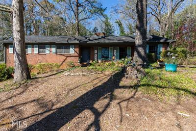Atlanta Single Family Home New: 1115 N Shore Drive