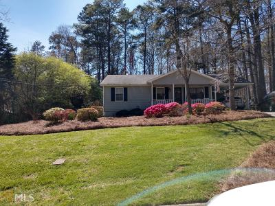 Loganville Single Family Home New: 1540 Compton Woods Dr