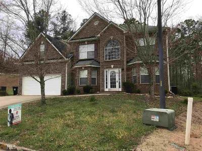 Single Family Home New: 83 Birchfield Ct