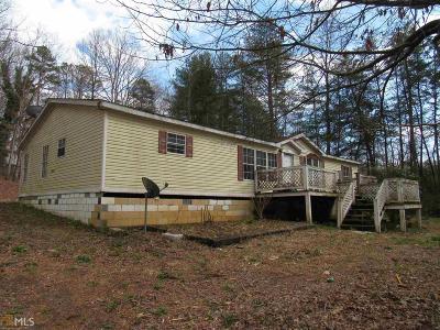 Dahlonega Single Family Home For Sale: 227 Lancelot Rd