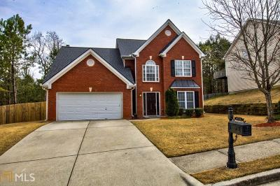 Lawrenceville Single Family Home New: 970 Chimney Trace Way