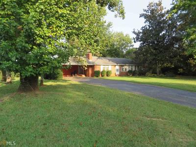 McDonough Single Family Home New: 872 Elliott Rd