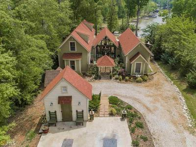 Greensboro, Eatonton Single Family Home For Sale: 243 Bluegill Rd