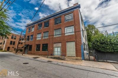 Atlanta Condo/Townhouse New: 172 Haynes St #215
