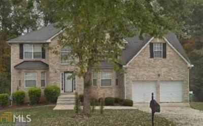 Ellenwood Single Family Home For Sale: 2305 Deer Springs Dr