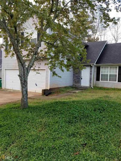 Single Family Home New: 2459 Rambling Way