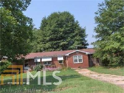 Madison Single Family Home Under Contract: 5060 Sandy Creek Rd