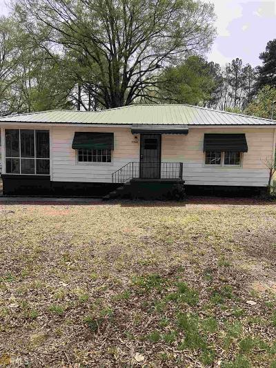 Single Family Home Under Contract: 1753 Cedar Grove Rd