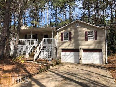 Single Family Home New: 407 Indian Hills